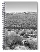 Josua Tree - Geology Tour Road Spiral Notebook