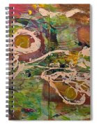 Journey Forth Spiral Notebook