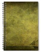 Journey Home Spiral Notebook