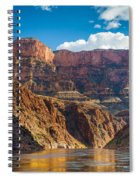 Journey Through The Grand Canyon Spiral Notebook