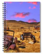 Journey's End Spiral Notebook