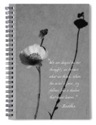 Joy Of Life Spiral Notebook