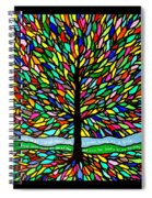 Joyce Kilmer's Tree Spiral Notebook