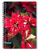 Joyous Christmas Spiral Notebook