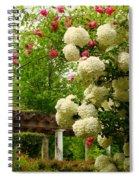 Joyous Spiral Notebook
