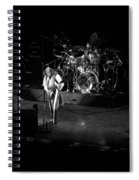 Jt #7 Spiral Notebook