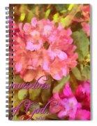Jude 1 21 Spiral Notebook