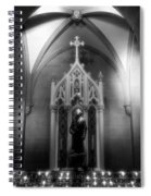 Jude The Apostle Spiral Notebook