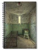 Judgementality Spiral Notebook