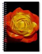 Judy Garland Rose Spiral Notebook