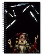 Juggling Fun Spiral Notebook