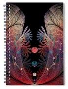 Juggling Spiral Notebook