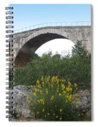 Julian Bridge Provence Spiral Notebook