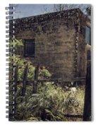 Julian Jail Spiral Notebook