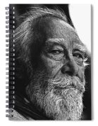 Julian Rivero The High Chaparral Old Tucson Arizona 1970 Spiral Notebook