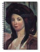 Juliette Drouet (1806-1883) Spiral Notebook