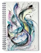 Jumping Spiral Notebook