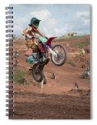Jumping High Spiral Notebook