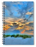 June 2013 Nwfl Sunset I Spiral Notebook