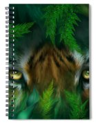 Jungle Eyes - Tiger Spiral Notebook