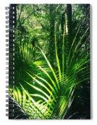 Jungle Fern Spiral Notebook