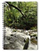Jungle Flow Spiral Notebook