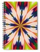 Jungle Flower Bloom Spiral Notebook