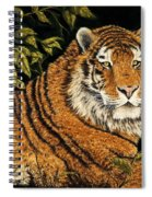 Jungle Monarch Spiral Notebook