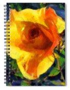 Jungle Rose Spiral Notebook