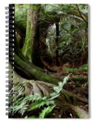 Jungle Trunks3 Spiral Notebook