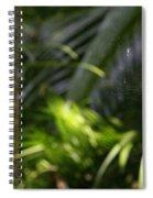 Jungle Web Spiral Notebook