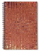 Jungles Of Pink Lines Spiral Notebook