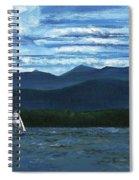 Juniper Island Lake Champlain Vt/ny Spiral Notebook