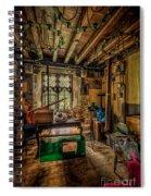 Junk Room Spiral Notebook