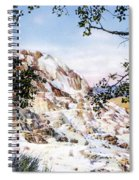 Jupiter Terrace Yellowstone Np Spiral Notebook