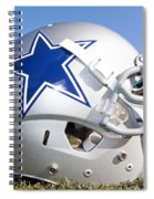 Just Before The Game Spiral Notebook