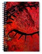 Just Breathe Spiral Notebook