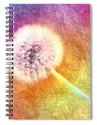 Just Dandy A Colorful Dream Spiral Notebook