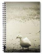 Just Duckie  Spiral Notebook