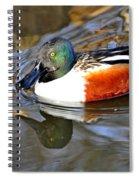 Just Ducky Spiral Notebook
