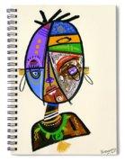 Just Me Spiral Notebook