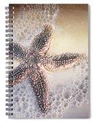 Just One Starfish Spiral Notebook