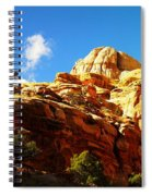 Just One Tree Spiral Notebook