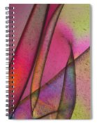 Just Plastic Spiral Notebook