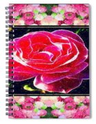 Just Rosy Spiral Notebook
