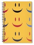 Just Smile Spiral Notebook