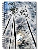 Just Too High... Spiral Notebook