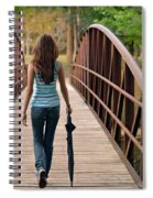 Just Walk Away Renee Spiral Notebook