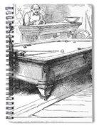 Juvenile Delinquency, 1881 Spiral Notebook