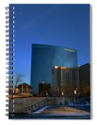 Jw Marriott On The Canal Indianapolis Spiral Notebook
